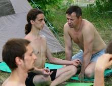 Занятия йогой в Чернигове