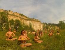 Йога на семинаре_9