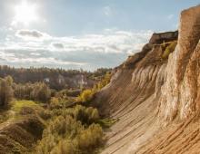 Путешествие в Путивск на меловые горы, 2012
