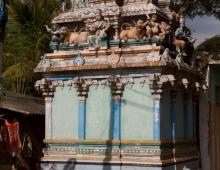 Редкий индийский храм