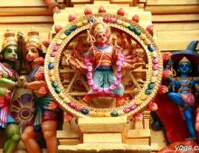 Фрагменты храма Сарасвати