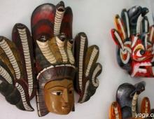 Ритуальные маски