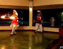 Танец с огнем