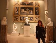 Париж. Лувр. Зал история Франции