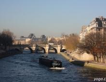 Париж. Сена. Старый