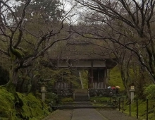 常寂光寺 - Дзёдзяккодзи (Буддийский храм)