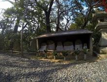 石 - Камни (на территории сада камней)