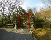 鳥居 - Тории (ворота при входе в синтоистский храм)