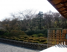 龍安寺 - Рёандзи (Храм мирных драконов)
