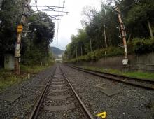 鉄道 - Железная дорога