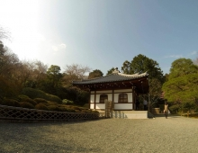 龍安寺 - на территории Храма мирных драконов