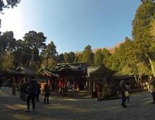 箱根神社 - Храм Хаконе-Дзинья