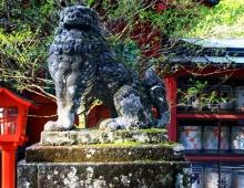 犬神 - Инугами (пес хранитель)