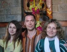 Инструктора Черниговской школы йоги