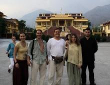 Дхармасала. Резиденция Далай Ламы и тибетского правительства в изгнании, Кармапы