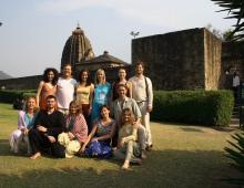 Один из древнейших и красивейших индуистских храмов в Гималаях - храм Байджнатх (Baijnath).