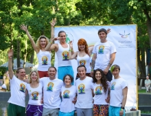 Международный День йоги 2017