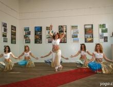 Индийский танец от Школы танцев