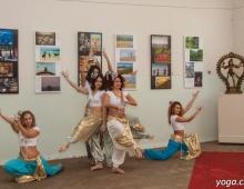 Индийский танец на