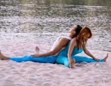 Махамудра, парная йога