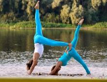 Парная йога, Адхо мукха шванасана