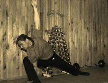 Силовая йога от Левенец Александра