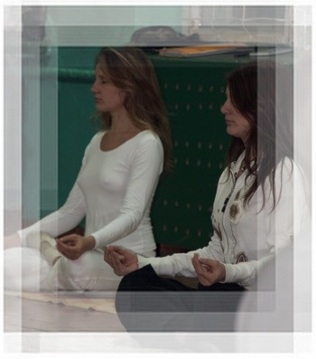 Йога в Чернигове, медитация
